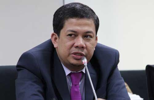 Fahri Hamzah Tersinggung Penggeledahan Libatkan Brimob