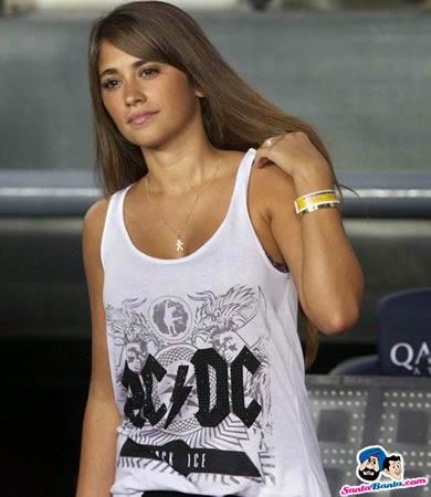 Antonella Roccuzzo hot & sexy photo # : 1