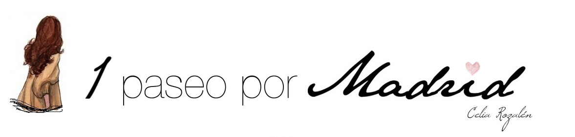 1 PASEO POR MADRID ♥