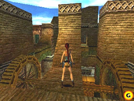 Tomb Raider 4 The last Revelation Game