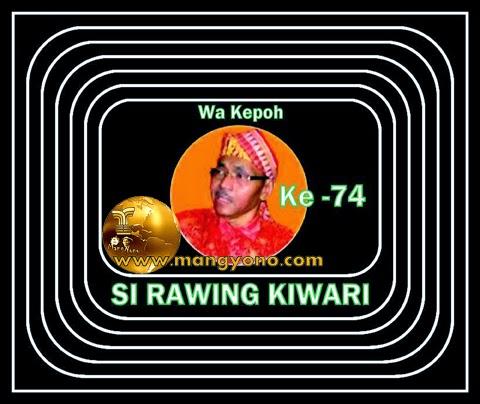 Seri 74 - Dongeng Wa kepoh - Sirawing Kiwari