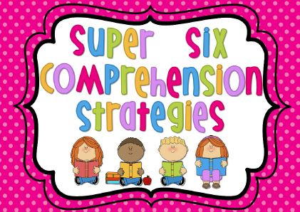 http://www.teacherspayteachers.com/Product/Super-Six-Comprehension-Strategies-Poster-Set-1220592