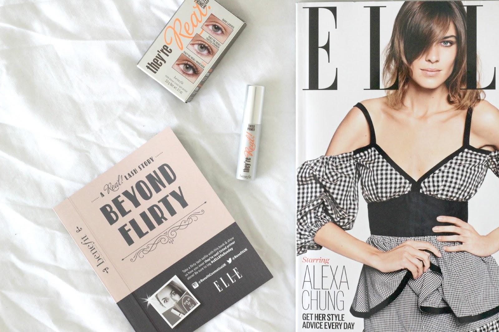 Elle Magazine December 2015