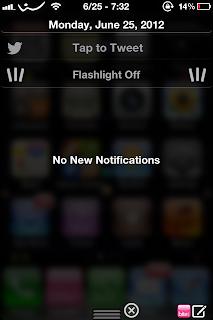 iOS 6 Twitter Widget
