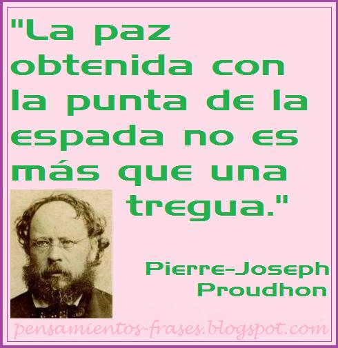frases de Pierre-Joseph Proudhon