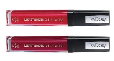 Isadora lip gloss