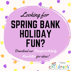 Spring Passport Activity Newsletter