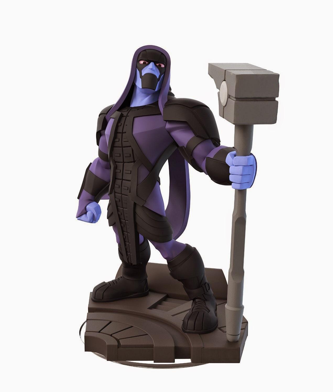 JUGUETES - DISNEY Infinity 2.0  Figura Loki : Guardianes de la Galaxia (2015) | Muñeco | Videojuegos | Marvel Super Heroes Videojuegos | Producto Oficial | A partir de 7 años Xbox One, PlayStation 4, Nintendo Wii U, PlayStation 3, Xbox 360