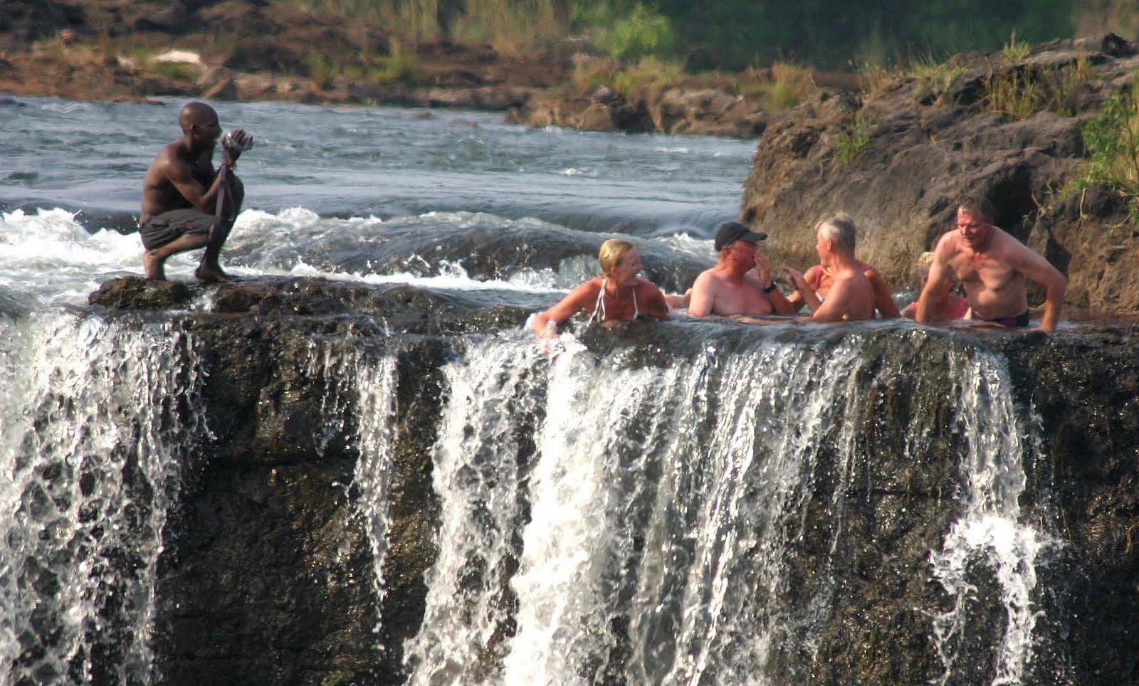 Emmelaine Kong Devil 39 S Pool Victoria Falls
