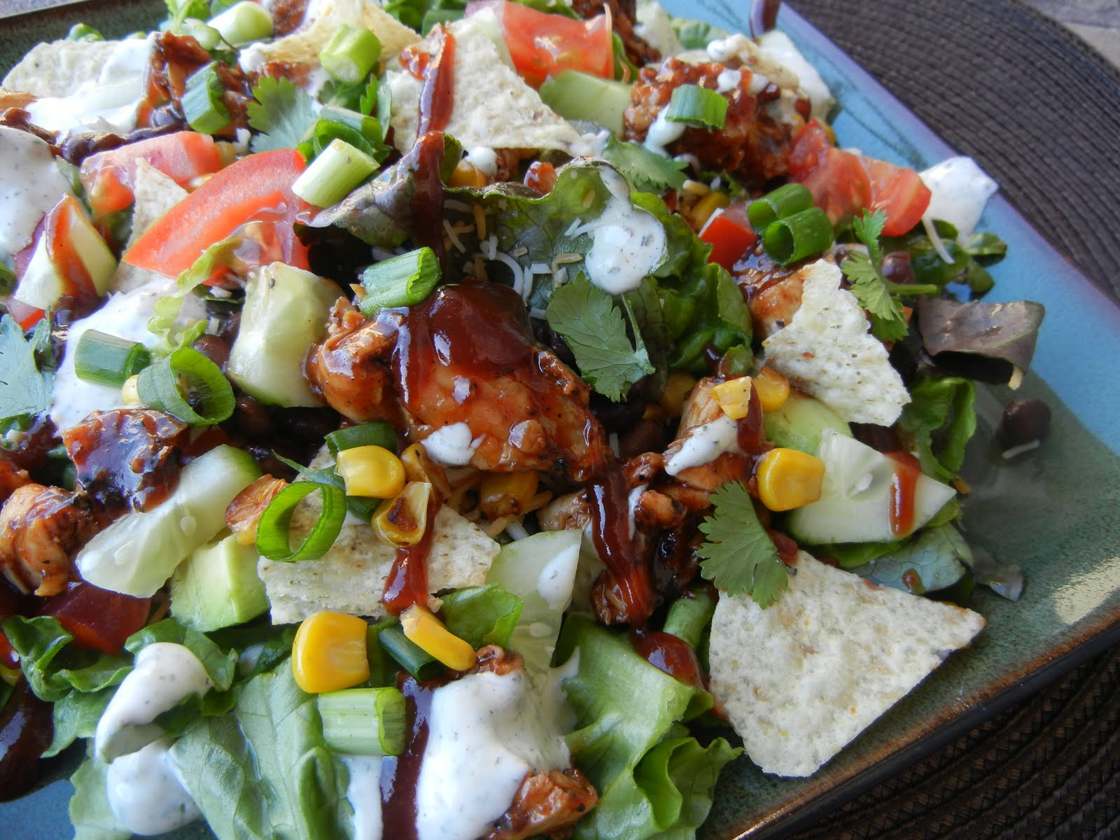 Chicken Kitchen Chop Chop deals to meals: california pizza kitchen bbq chicken chopped salad