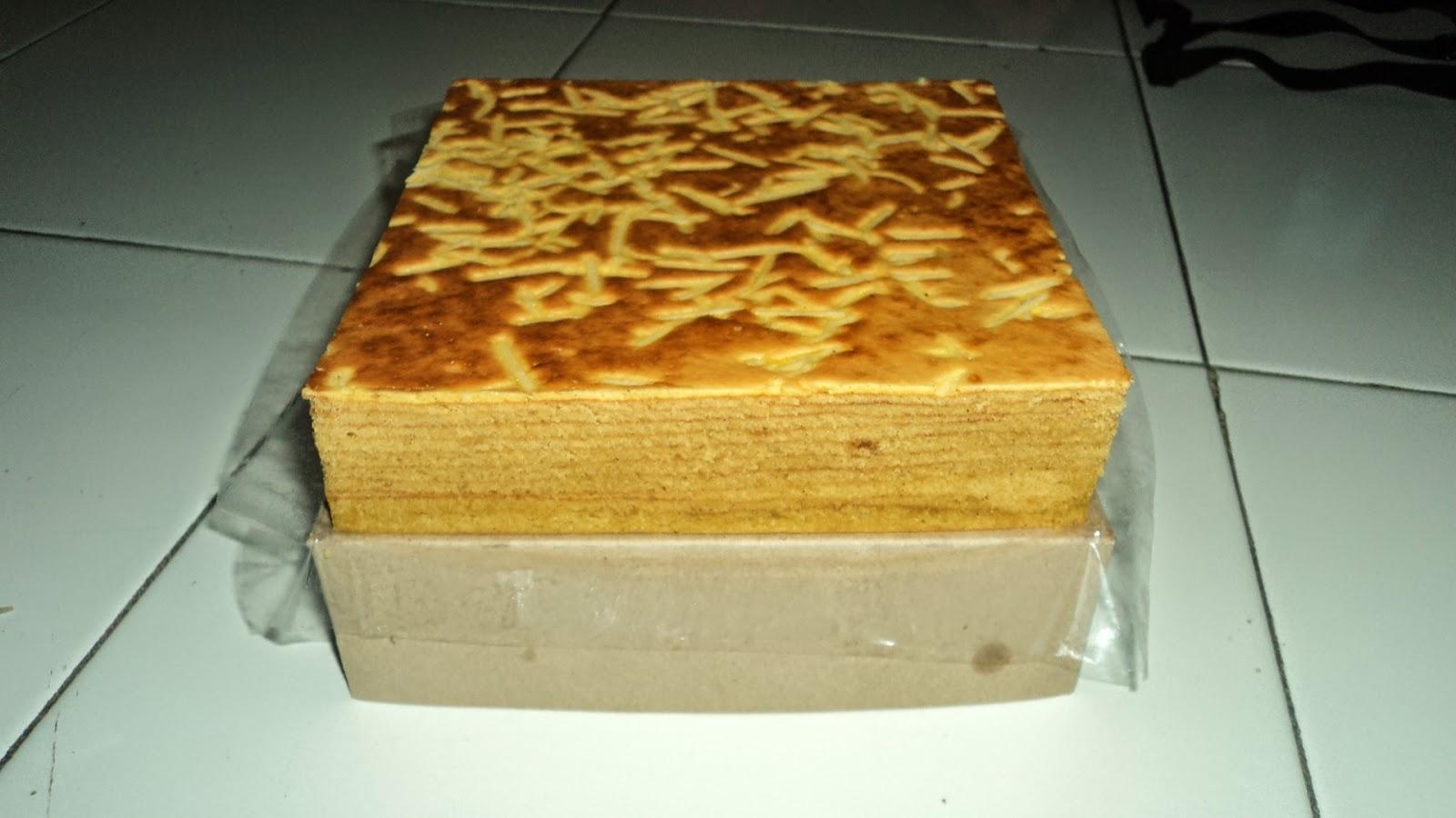 Jual Lapis Legit Spesial Surabaya