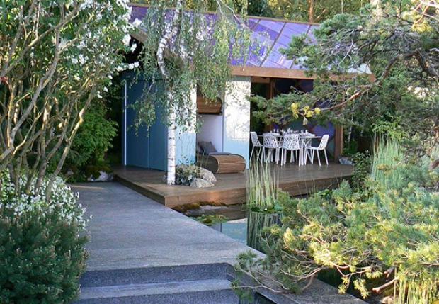 Mas patios rusticos interesantes i interior design blogs - Patios rusticos ...