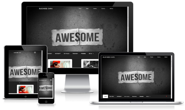Business portfolio responsive blogger template templatezy portfolio blogger wajeb Images