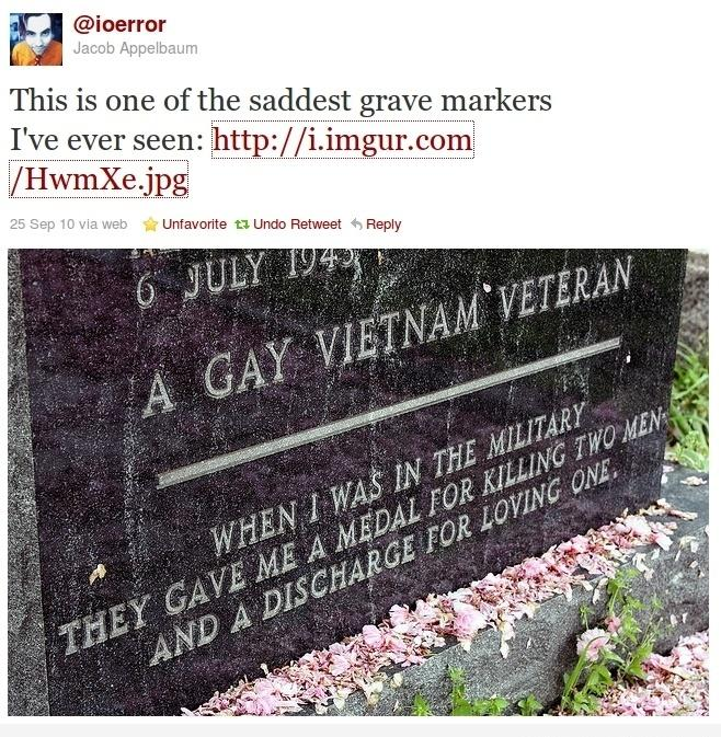 Saddest Veteran Grave funny picture