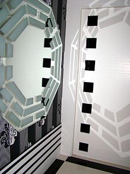 Maio 2013 busca decor dicas de decora o arte e arquitetura - Deco muur corridor ...