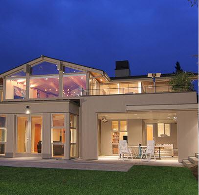 Image gallery modelos de casas modernas for Casas actuales modernas