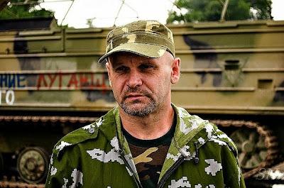 Убит один из лидеров луганских боевиков Мозговой