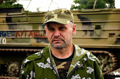 One of the leaders of militants Luhansk 'republic' Mozgovoy was killed