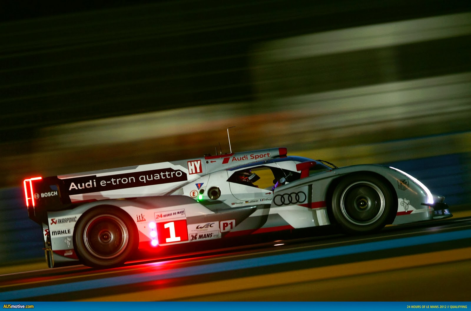 24 Hours of Le Mans  a legendary race   Diego Braghi