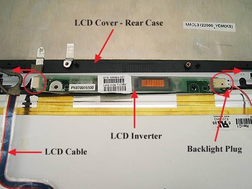 Laptop Lcd Inverter