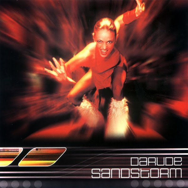 Darude - Sandstorm - EP Cover
