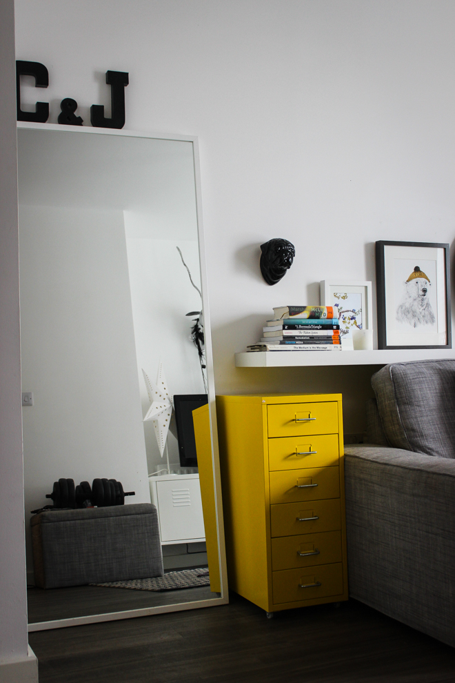 UK Homeware inspiration - Small Flat Decor