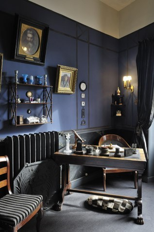 maurice ravel french classical composer house museum. Black Bedroom Furniture Sets. Home Design Ideas