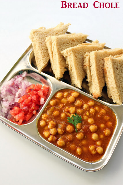 Bread Chole