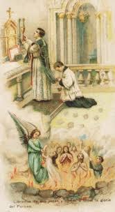 Hagamos Ofrecer Misas por las Benditas Almas del Purgatorio