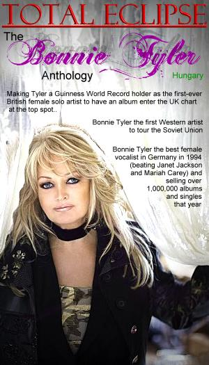 Total Eclipse - The Bonnie Tyler Anthology