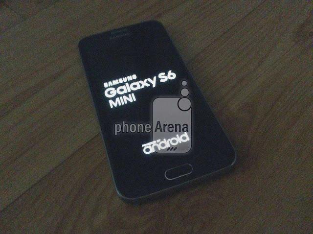Wujud Samsung Galaxy S6 Mini bocor, rilis bulan Agustus?