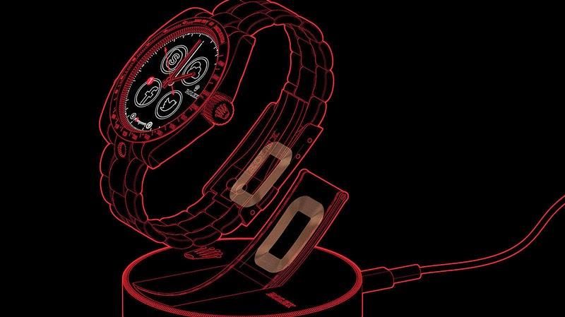 đồng hồ thông minh đẳng cấp Rolex 6