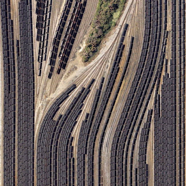 Norfolk Coal Train Depot – Virginia, USA
