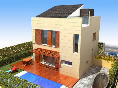 Casas prefabricadas y modulares las viviendas modulares - Viviendas modulares prefabricadas ...