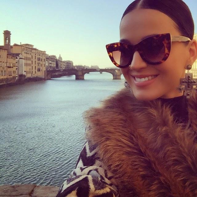 Katy Perry ama el arte de Italia