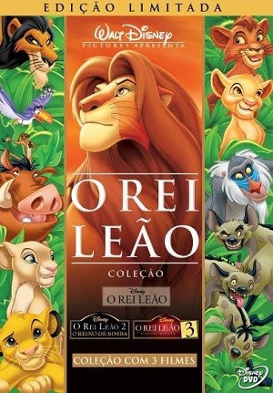 O Rei Leão - Todos os Filmes Filmes Torrent Download completo