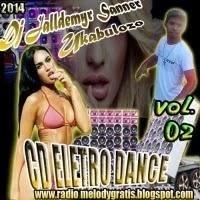 CD ELETRO DANCE 2014 VOL.02 MIXAGENS DJ JALLDEMYR SANNER