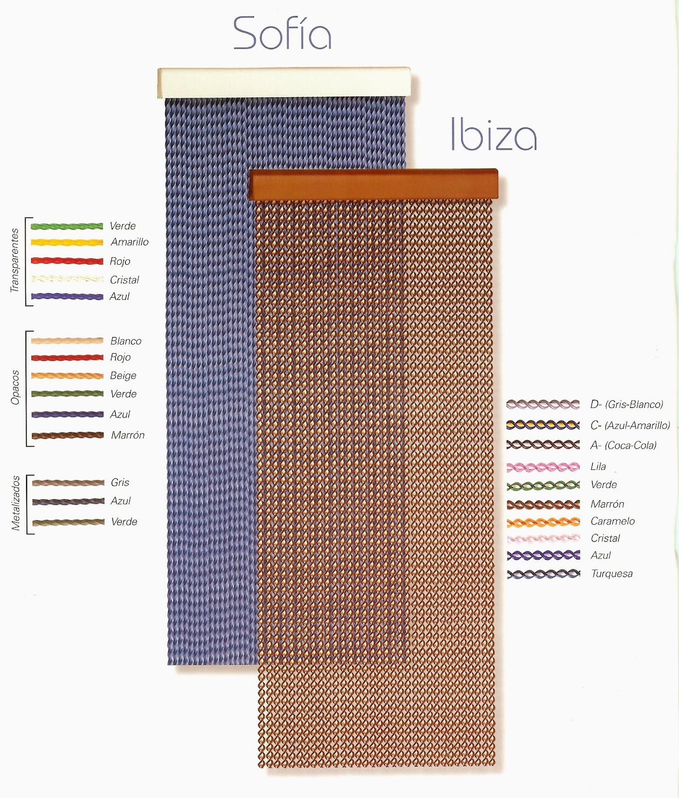 Decoracion interior cortinas verticales estores - Estores de plastico ...