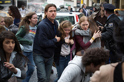 World War Z Brad Pitt Image
