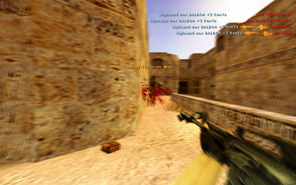 counter strike 1.6 pro aim cfg