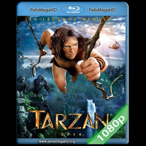 TARZÁN: LA LEYENDA COBRA VIDA (2013) FULL 1080P HD MKV ESPAÑOL LATINO