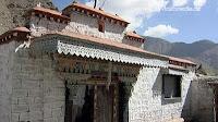 House in Tibet