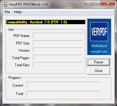 Free Download PDF to Word - Merubah File PDF ke Word