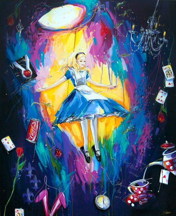 Starr in Wonderland
