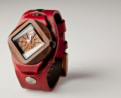 Eco-Friendly Wood Watches