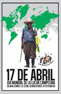 Día Mundial de la Lucha Campesina