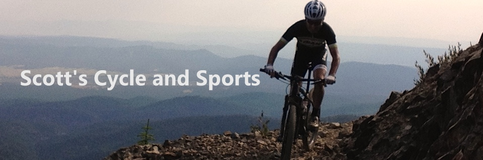 Scott's Cycle and Sports News