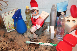 IMG_2763 Mischievous Elf (Not for little eyes!)