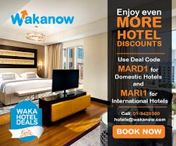 Wakanow HOTEL DEALS