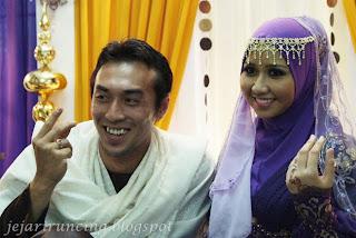 Pertunangan Khairul Fahmi & Elia